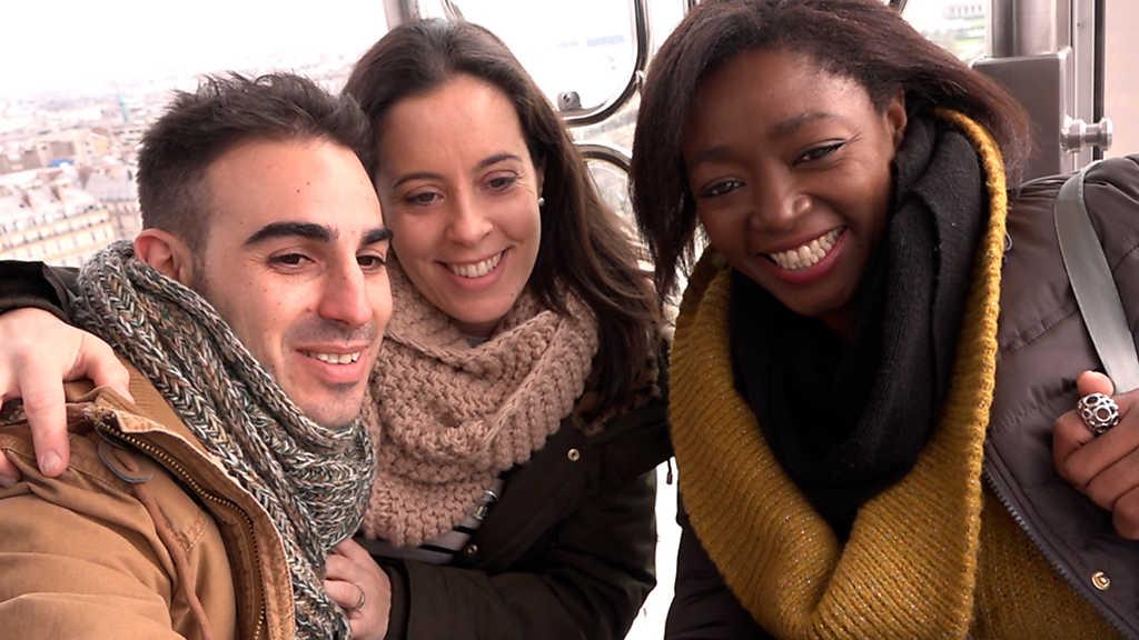 Tribus viajeras - París, la ciudad del amor