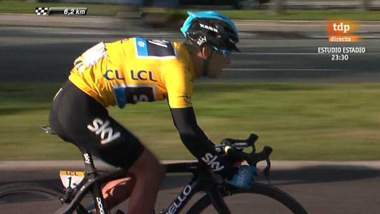 Ciclismo - París-Niza - 6ª etapa: Manosque-Nice