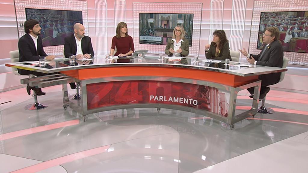 Parlamento - 20/01/18