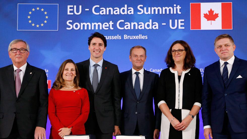 El Parlamento Europeo ratificó el CETA con el voto favorable de populares, liberales y más de la mitad de los socialistas