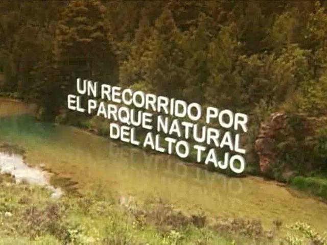 UNED - El Parque Natural del Alto Tajo - 04/03/11