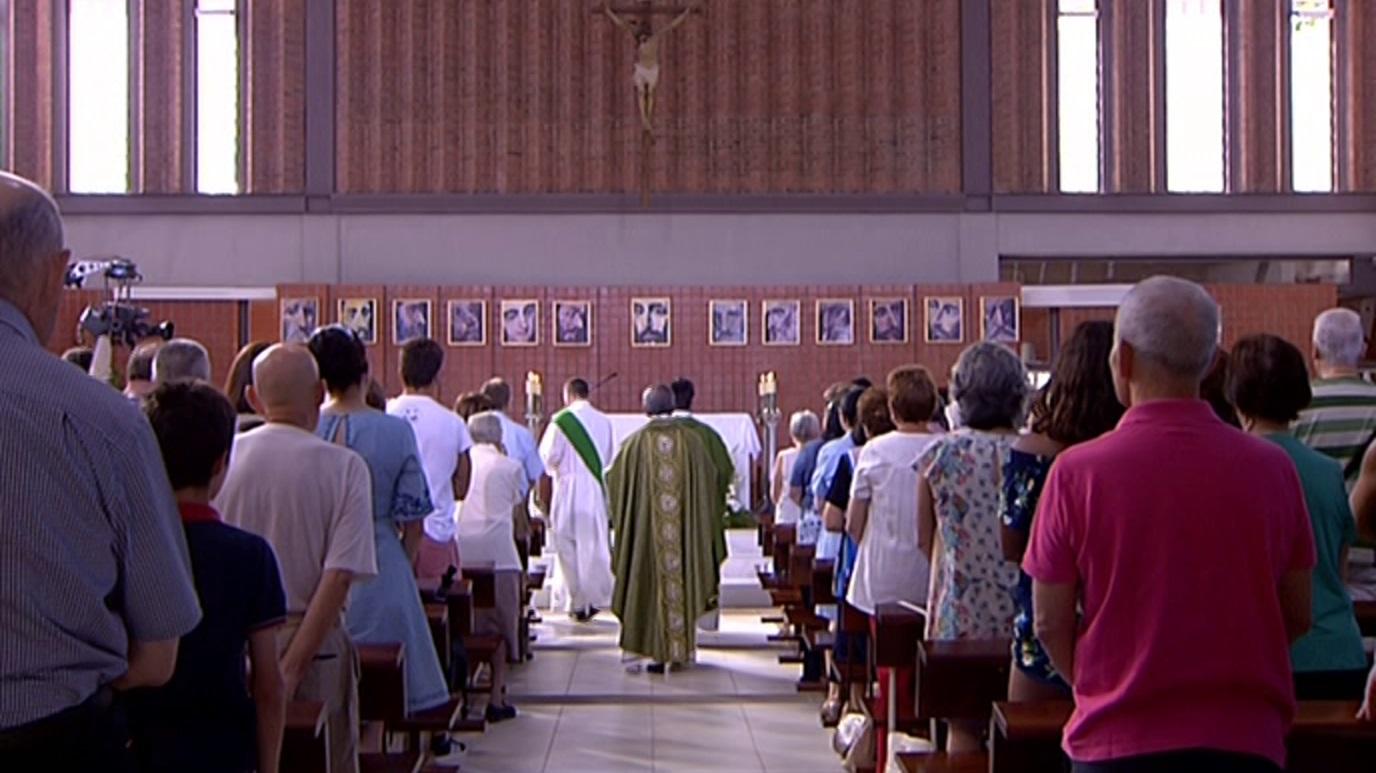El día del Señor - Parroquia de Santo Tomás - Madrid