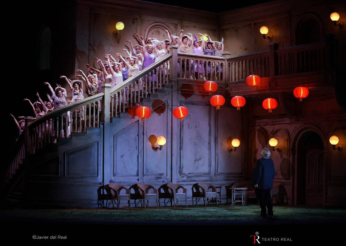 'Parsifal', desde el Teatro Real en directo y en 4K