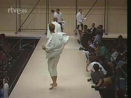Metrópolis - Las pasarelas de moda de 1988