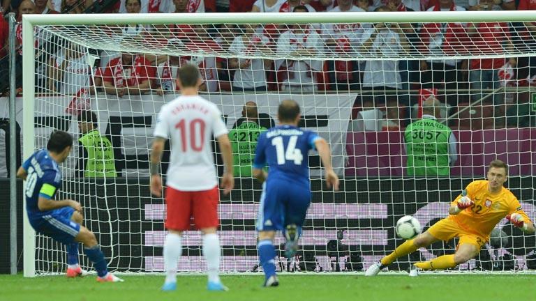 Pasión polaca por la Eurocopa