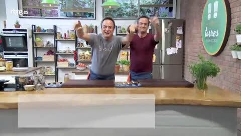 Torres en la cocina - Pasta con caponata