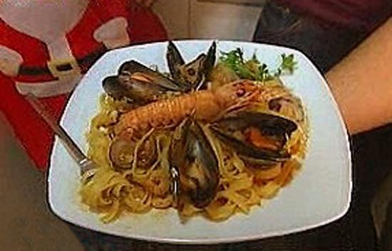 España Directo - Pasta a la marinera