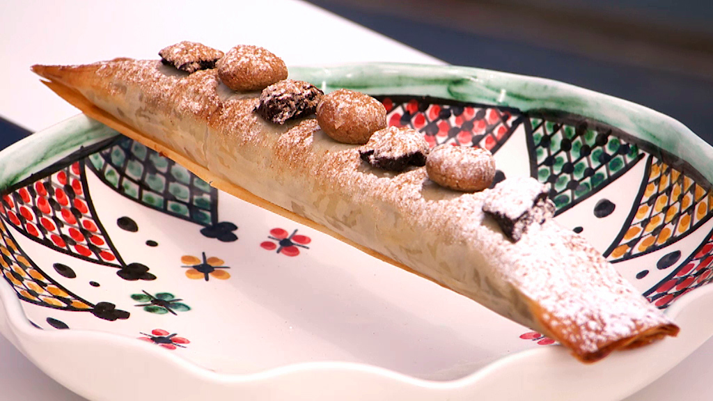 Torres en la cocina - Pastelillos árabes