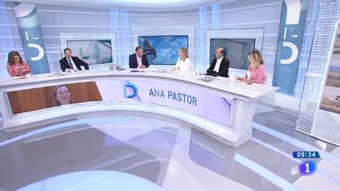 """Pastor: """"Es a Torra a quien le corresponde hacer una modificación del estatuto y traerla al Parlamento"""""""