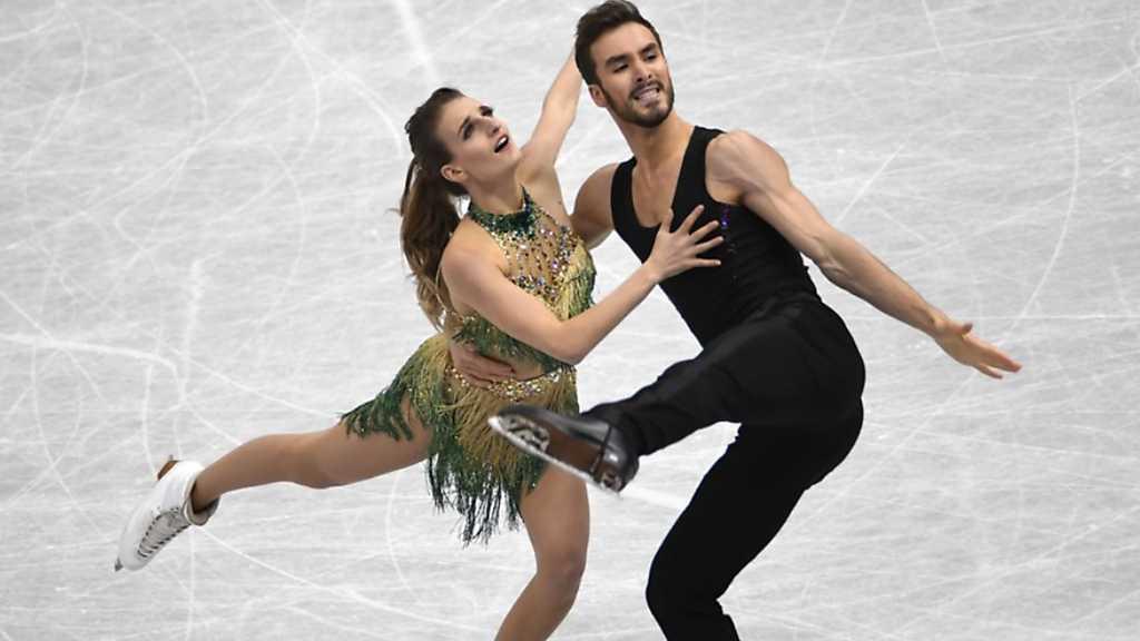 Patinaje Artístico - Final Grand Prix. Programa Corto Danza, desde Nagoya (Japón)