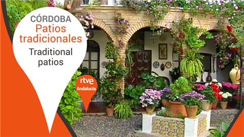 """Patios tradicionales - Córdoba, Andalucía - Traditional """"patios"""""""