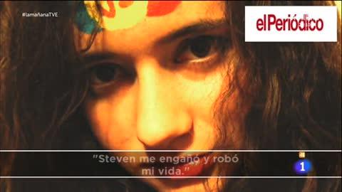"La Mañana - Patricia Aguilar: ""Steven me engañó y robó mi vida"""