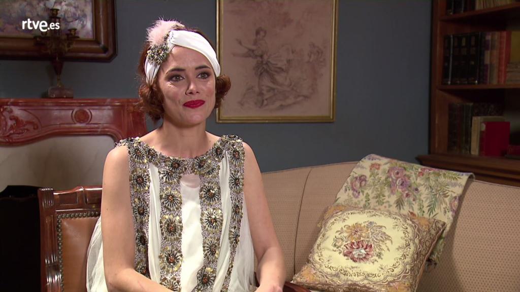 La otra mirada - Patricia López interpreta a Teresa en 'La otra mirada'