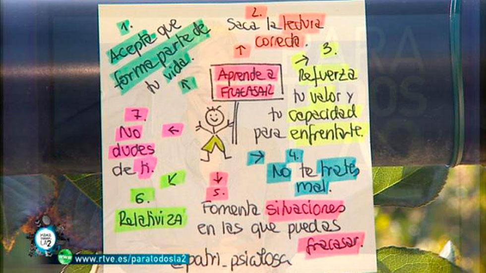 Para Todos La 2 -  Patricia Ramírez: Aprender de los fracasos