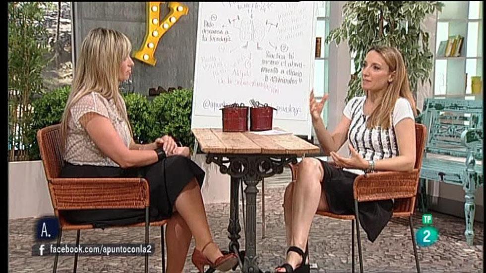 A punto con La 2 - A punto para vivir - Patricia Ramírez - Los beneficios del aburrimiento