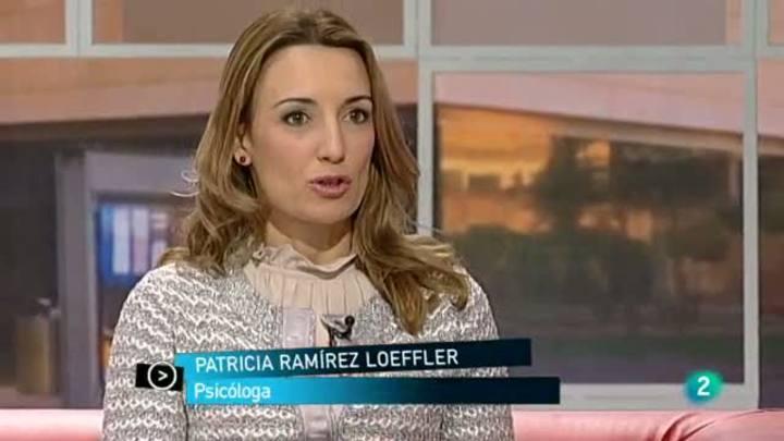 ^Para Todos La 2 - Entrevista - Patricia Ramírez Loeffler: La fuerza de voluntad