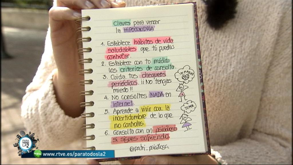 Para Todos La 2 -  Patricia Ramírez ofrece algunos consejos para las personas hipocondríacas