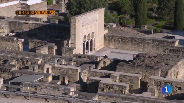 Comando actualidad - Patrimonio mundial - Sumario