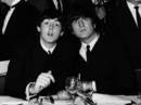 Paul McCartney y John Lennon