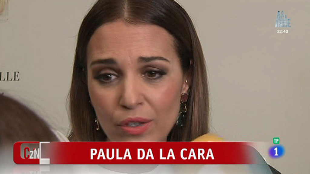 Corazón - Paula Echevarría da la cara