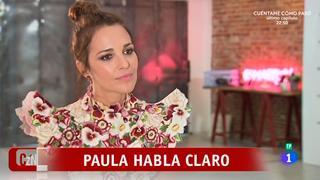 """Corazón - Paula Echevarría: """"No hay nada, está todo en el mismo punto"""""""