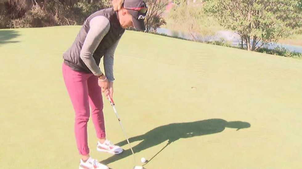 Golf - Paula Martí
