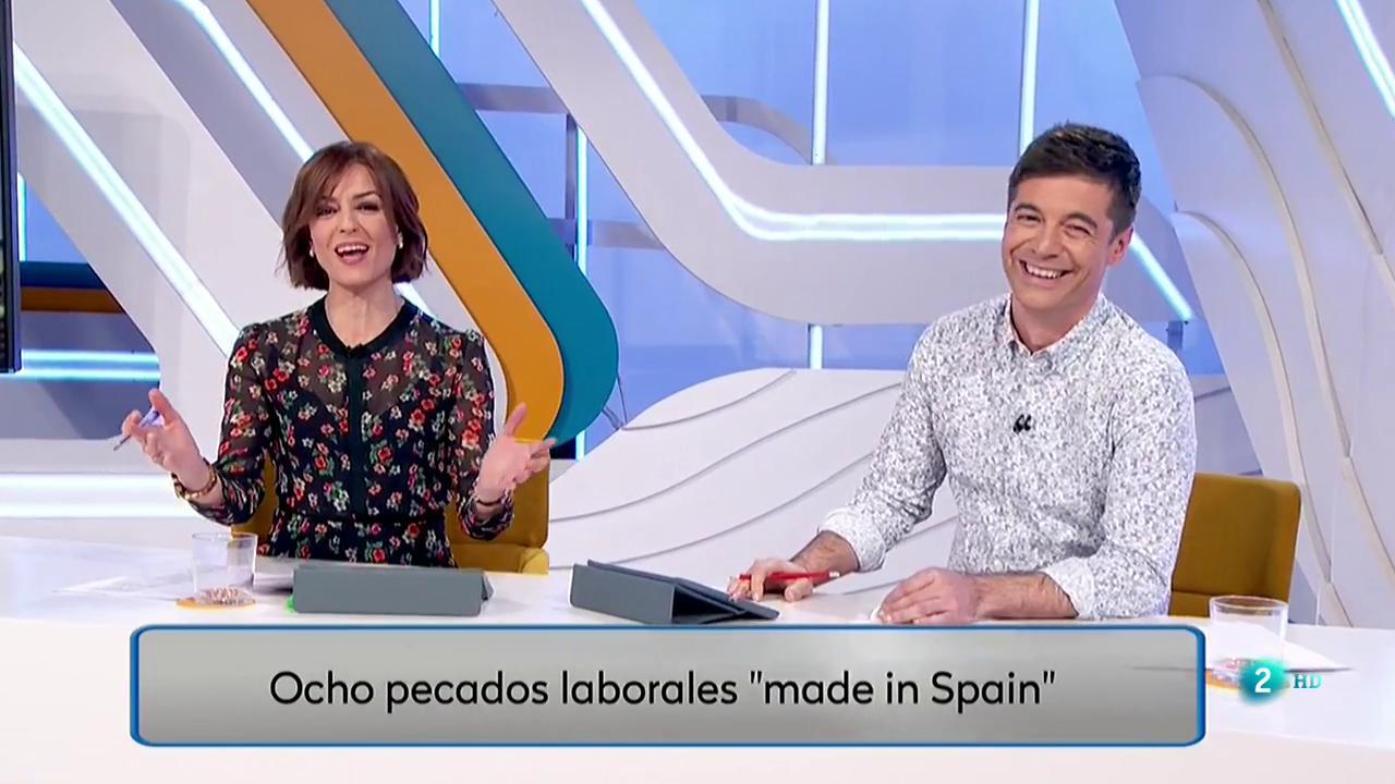 Pecados laborales ¿made in Spain¿