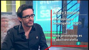 La Aventura del Saber. Adolfo Estalella. Pedagogía urbana en beta. Ciudad escuela