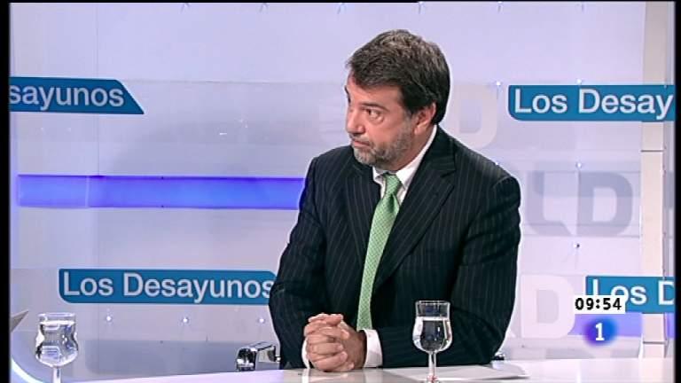 Los desayunos de TVE - Pedro Alonso, director general del Instituto de Salud Global de Barcelona