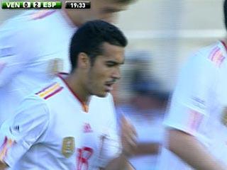 Ver vídeo  'Pedro amplía la cuenta (0-2)'