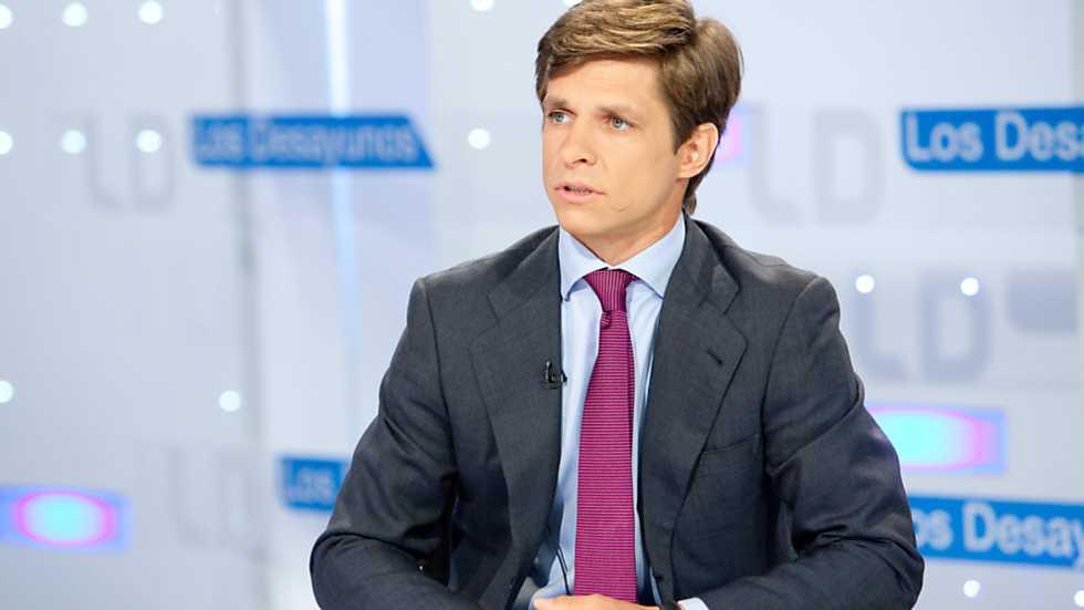 Los desayunos de TVE - Pedro Antonio Sánchez, candidato del Partido Popular a la presidencia de Murcia, y Julián López 'El Juli', torero