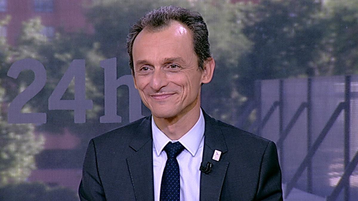"""Pedro Duque: """"Trabajar en el extranjero no tiene que ser una obligación"""""""