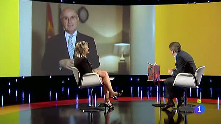 Pedro Ruiz responde a Duran i Lleida en 'Entrevista a la carta'