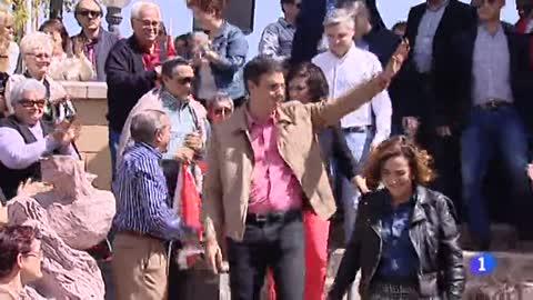 """Pedro Sánchez, a Ciudadanos: """"El cesto del PP de Madrid está podrido y no se puede estar en política con el don de la ubicuidad"""""""
