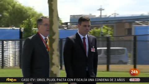 Pedro Sánchez defiende la contribución de España a la OTAN