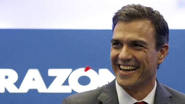 """Pedro Sánchez cree necesaria una nueva """"transición política"""" para combatir la corrupción"""