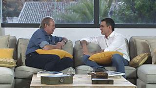 En la tuya o en la mía - Pedro Sánchez, secretario general del PSOE