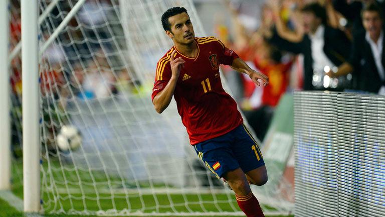 Pedro se apunta a las vaselinas (5-0)