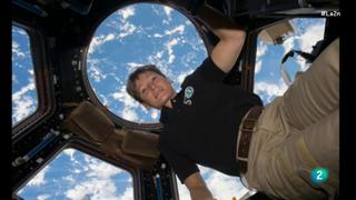 La 2 Noticias - Peggy Whitson, astronauta de récords