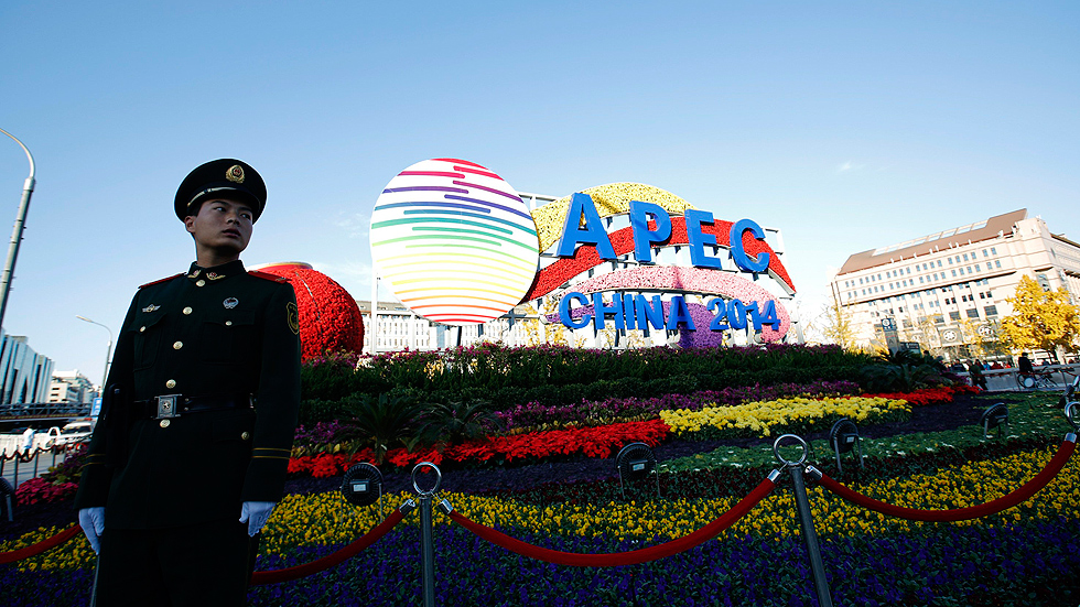China limpia la imagen de Pekín de cara a la cumbre de Asia Pacífico