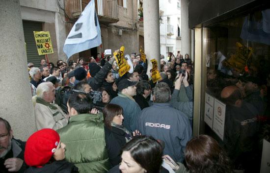 Yebra, en Guadalajara, y Ascó, en Tarragona, se ofrecen para acoger el cementerio nuclear