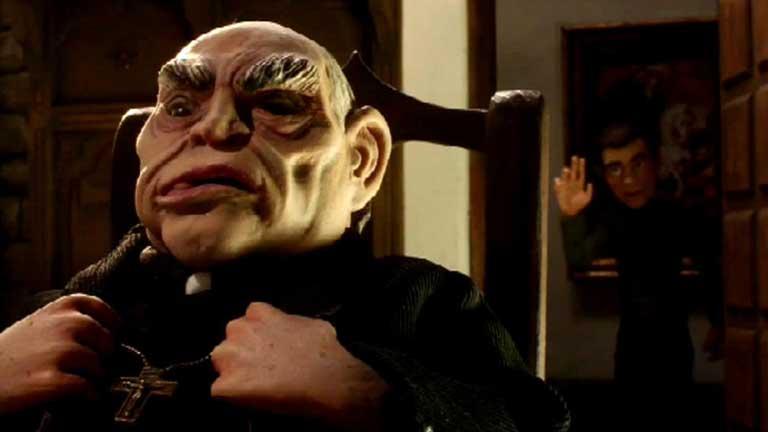 En el Festival de Cine de Moscú se presenta la primera película europea en stop-motion 3D