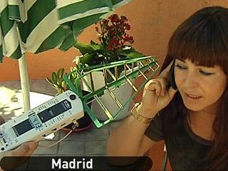 España Directo - El peligro de los móviles