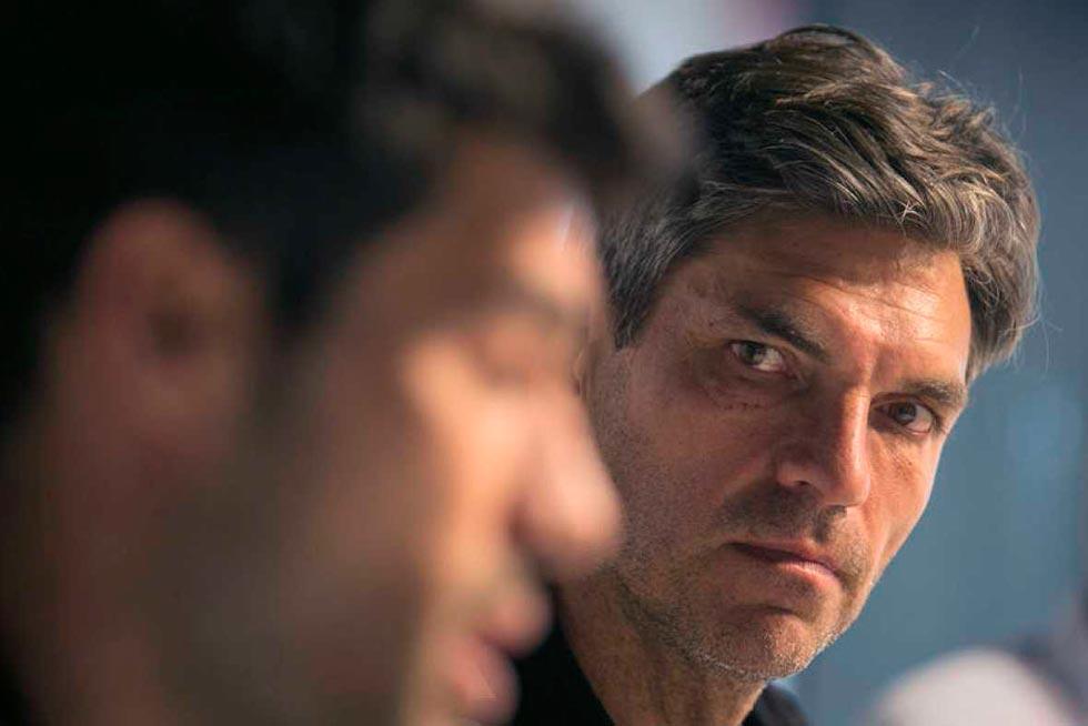 """Pellegrino: """"Es mi primera final como técnico y es un gran estímulo"""""""