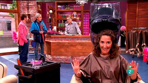 'La peluquería', nueva serie en TVE