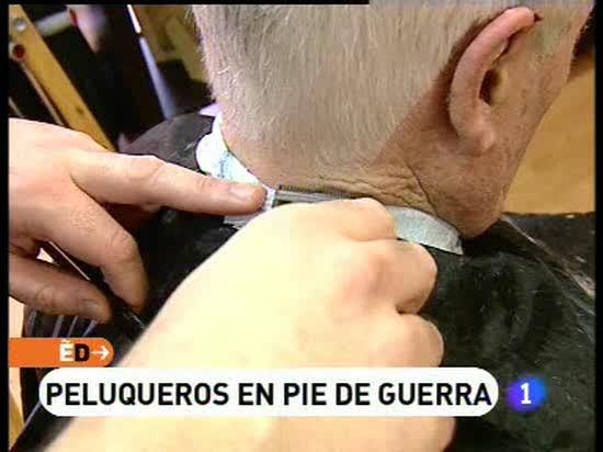 España Directo - Peluqueros en pie de guerra