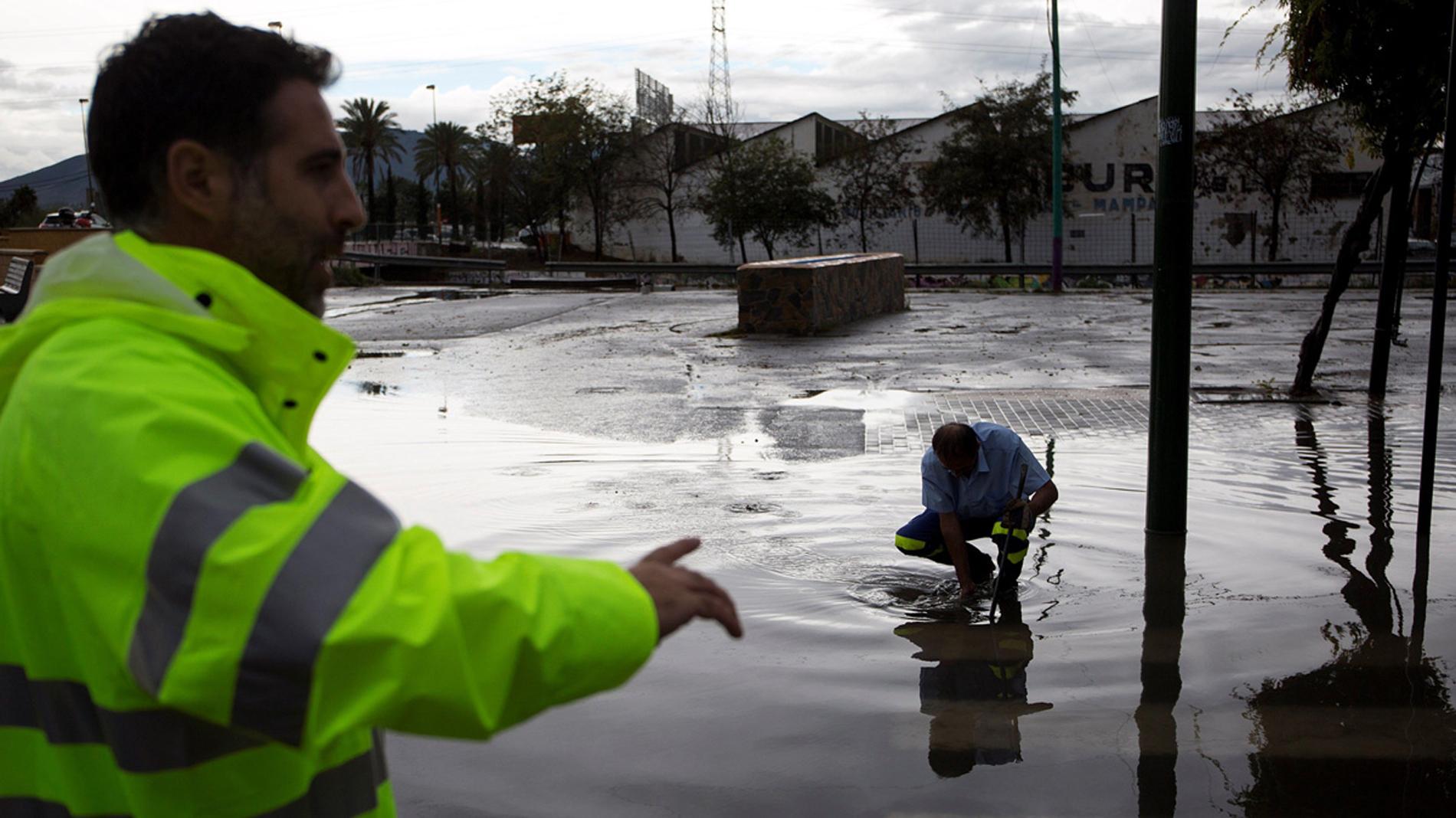Las peores lluvias desde 2008
