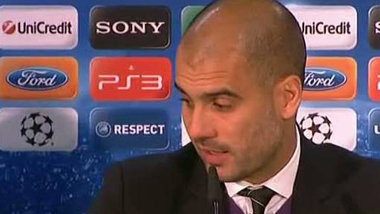 "Guardiola: ""Lucharemos por ser primeros"""
