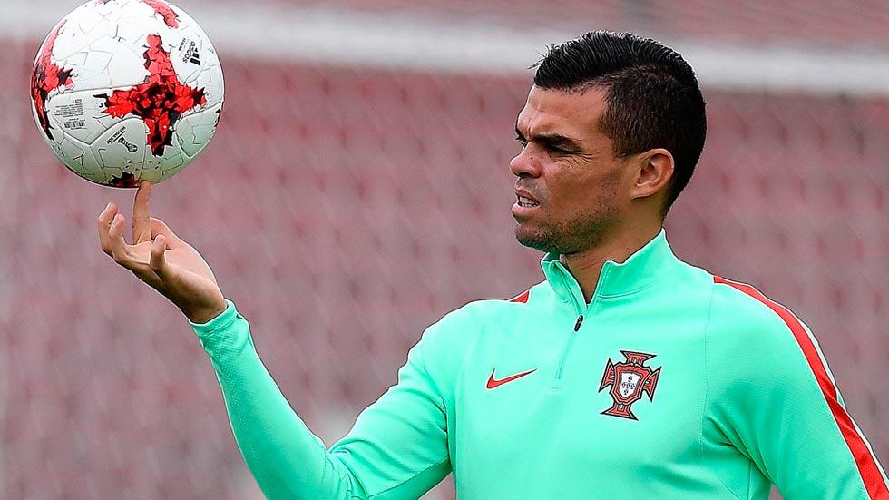 Pepe deja el Madrid con la vista puesta en el PSG