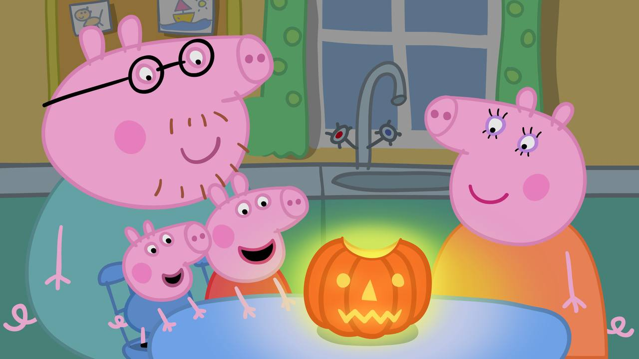 Clan celebra Halloween con Peppa Pig y Pocoyó como protagonistas ...